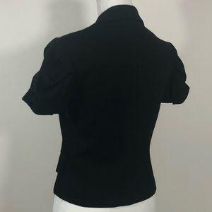 Teri Jon Jackets & Coats - Teri JON short sleeve jacket with detail Sz 4